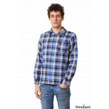 Рубашка мужская Ovonavi-43