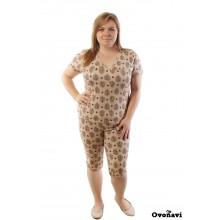 Пижама женская Ovonavi-1494